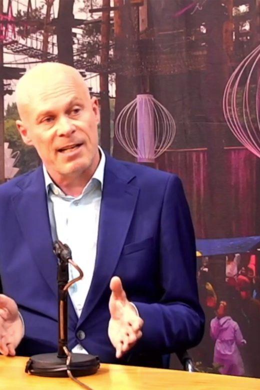 Wethouder Cees van Eijk