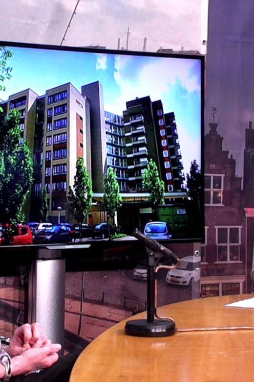 Nieuwe serie stadsdialogen, gepresenteerd door Pernille La Lau